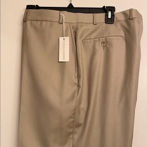 Ralph Lauren wool/cashmere blend slacks.